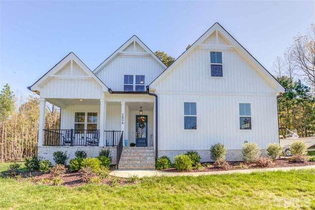 2806 Philo White Road, Franklinton, NC 27525 (#2367990) :: Choice Residential Real Estate