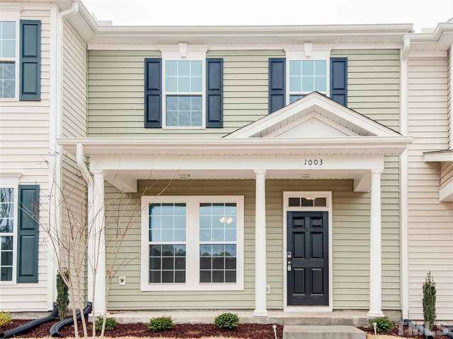 1003 Myers Point Drive, Morrisville, NC 27560 (#2368056) :: Sara Kate Homes