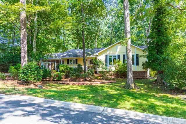 7464 Deer Track Drive, Raleigh, NC 27613 (#2368099) :: Real Properties