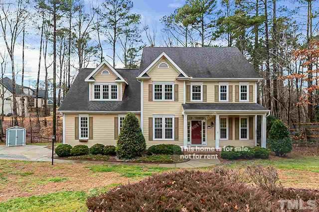 2020 Gardenbrook Drive, Raleigh, NC 27606 (#2368135) :: Sara Kate Homes