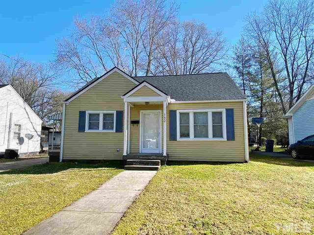 732 Baker Street, Oxford, NC 27565 (#2368316) :: Choice Residential Real Estate