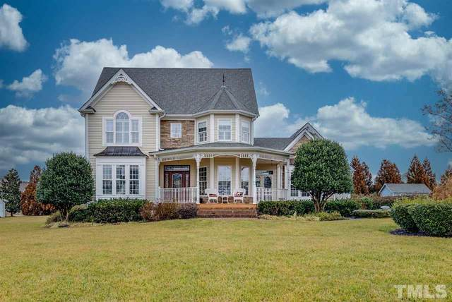 3812 Hartland Manor Court, Zebulon, NC 27597 (#2368364) :: M&J Realty Group