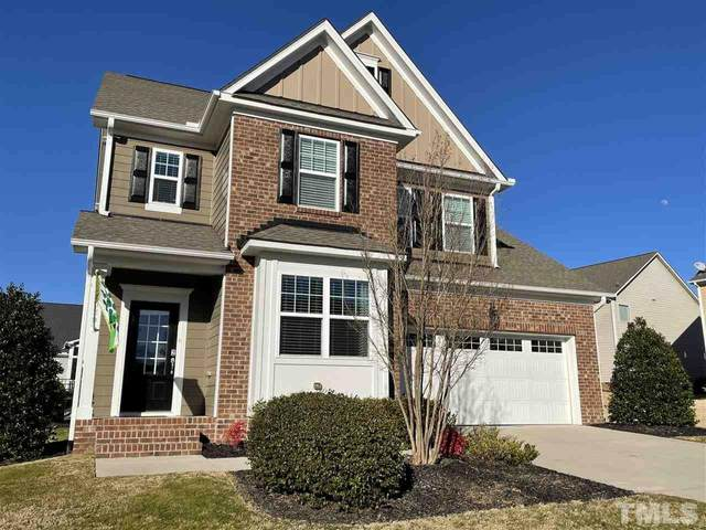 1029 Traditions Meadow Drive, Wake Forest, NC 27587 (#2368424) :: Saye Triangle Realty
