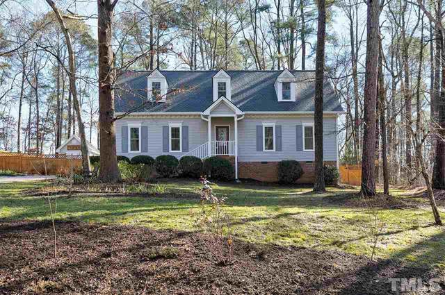 2621 Sweetgum Drive, Apex, NC 27539 (#2368447) :: Choice Residential Real Estate