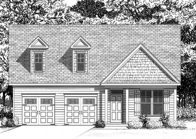 52 Camille Brooks Drive #66, Angier, NC 27501 (#2368455) :: Real Properties