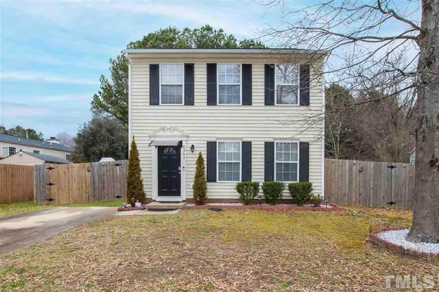 8361 Mcguire Drive, Raleigh, NC 27616 (#2368457) :: Classic Carolina Realty