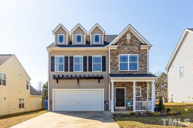 1036 Bridlemine Drive, Fuquay Varina, NC 27526 (#2368465) :: Raleigh Cary Realty