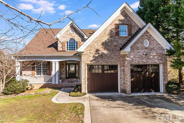 7824 Fairlake Drive, Wake Forest, NC 27587 (#2368481) :: Choice Residential Real Estate