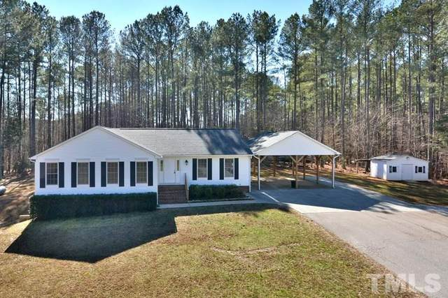 1613 Bent Road, Wake Forest, NC 27587 (#2368482) :: Choice Residential Real Estate