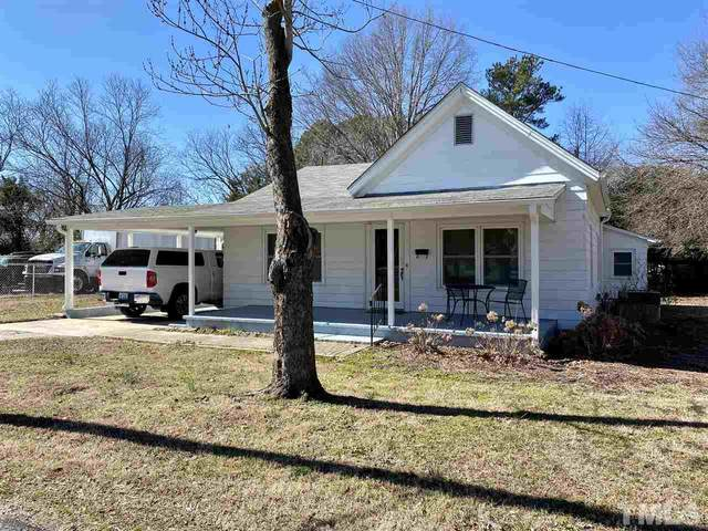 112 Griffin Street, Garner, NC 27529 (#2368519) :: The Rodney Carroll Team with Hometowne Realty