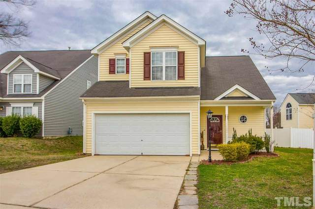 2623 Blue Coral Drive, Raleigh, NC 27610 (#2368530) :: Triangle Just Listed