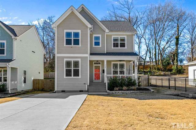 712 S State Street, Raleigh, NC 27601 (#2368553) :: Triangle Top Choice Realty, LLC