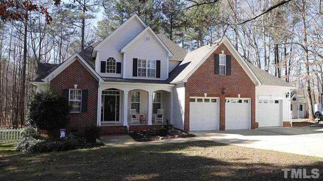 1133 Corrina Road, Wake Forest, NC 27587 (#2368577) :: Choice Residential Real Estate