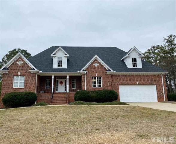 4900 Lee Drive, Garner, NC 27529 (#2368586) :: Choice Residential Real Estate