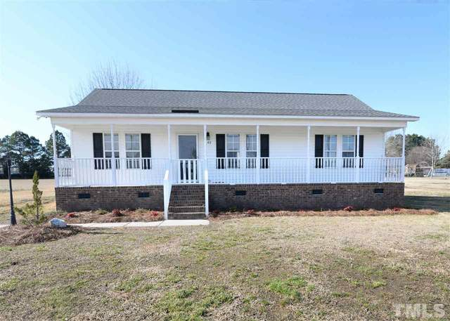 140 Patricia Drive, Smithfield, NC 27577 (#2368589) :: The Perry Group