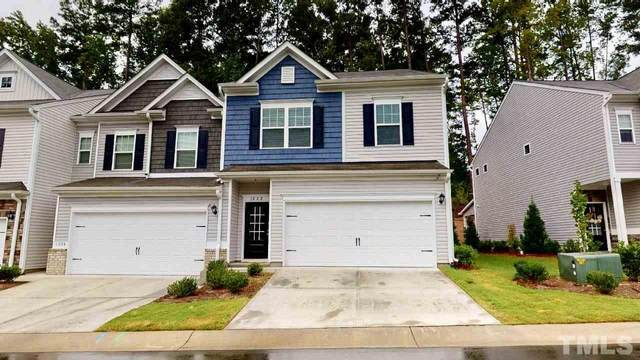 1222 Wingstem Place, Cary, NC 27607 (#2368590) :: Sara Kate Homes