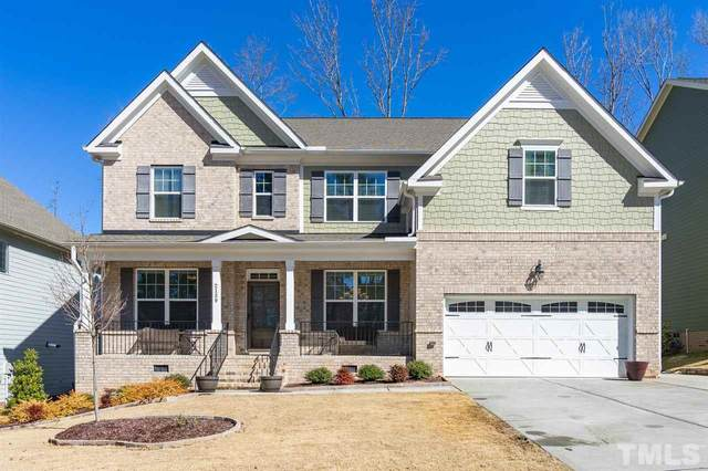 2139 Vittorio Lane, Apex, NC 27502 (#2368610) :: The Rodney Carroll Team with Hometowne Realty