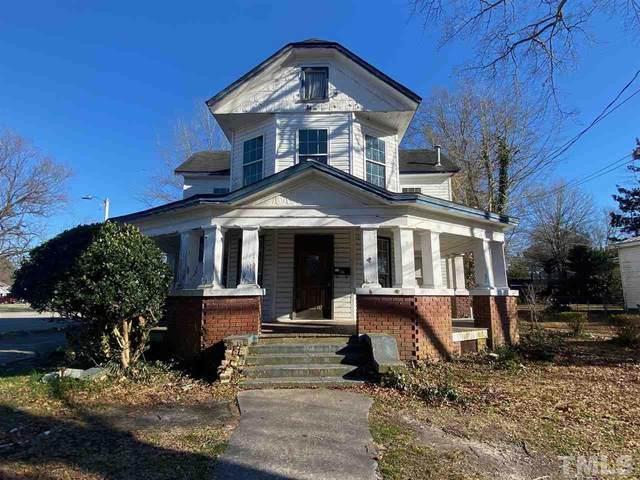 406 N Webb Street, Selma, NC 27576 (#2368611) :: The Perry Group