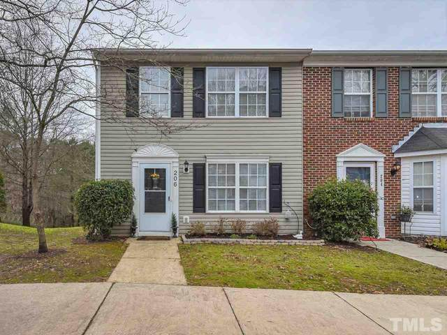 206 Black Bird Court, Cary, NC 27511 (#2368631) :: Choice Residential Real Estate