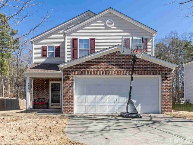 3614 Mountain Brook Circle, Durham, NC 27704 (#2368635) :: Choice Residential Real Estate