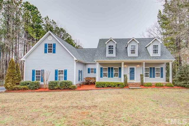 432 Redpath Drive, Garner, NC 27529 (#2368636) :: Raleigh Cary Realty