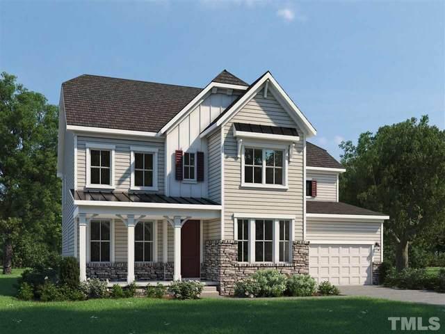 4462 Benton Mill Drive Lot 84, Fuquay Varina, NC 27526 (#2368637) :: Choice Residential Real Estate
