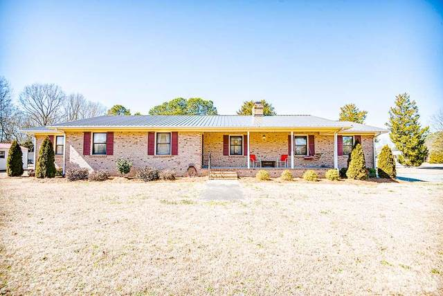 501 Colonial Drive, Broadway, NC 27505 (#2368639) :: Choice Residential Real Estate