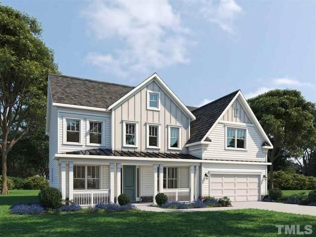 4458 Benton Mill Drive Lot 85, Fuquay Varina, NC 27526 (#2368644) :: Raleigh Cary Realty