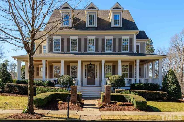 1009 Green Oaks Parkway, Holly Springs, NC 27540 (#2368654) :: The Jim Allen Group
