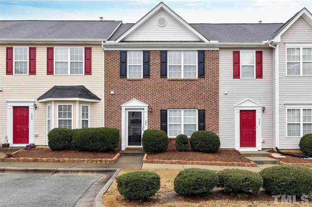 105 Parkerson Lane, Apex, NC 27502 (#2368660) :: Triangle Top Choice Realty, LLC