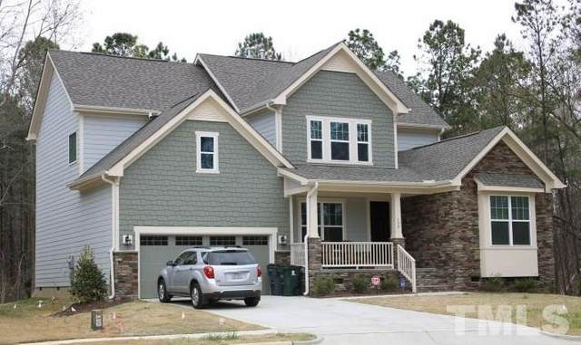 136 Fawnwood Acres Drive, Apex, NC 27539 (#2368663) :: Triangle Top Choice Realty, LLC