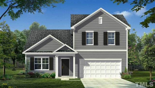 94 Aylebury Ridge #06, Zebulon, NC 27597 (#2368672) :: The Rodney Carroll Team with Hometowne Realty