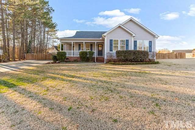 104 Jared Drive, Fuquay Varina, NC 27526 (#2368674) :: Sara Kate Homes