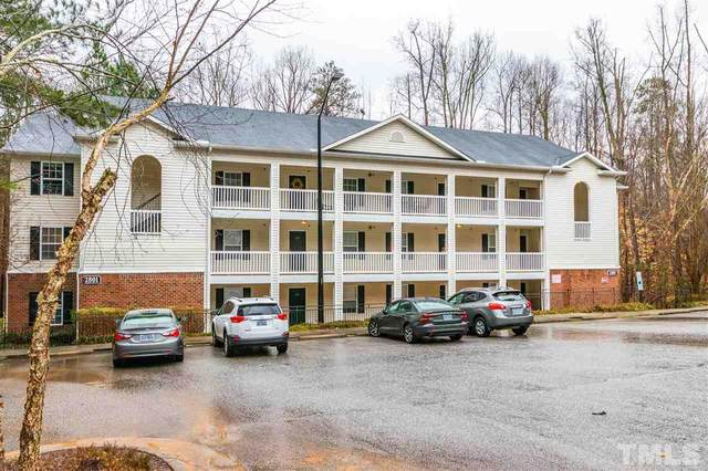 2801 Trailwood Pines Lane #302, Raleigh, NC 27603 (#2368683) :: Bright Ideas Realty