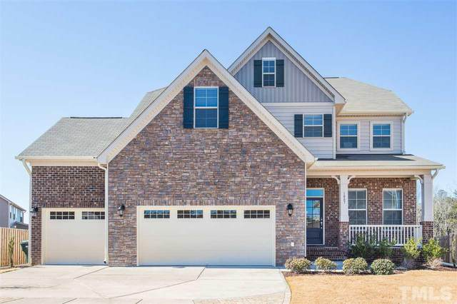 1007 Big Spring Circle, Durham, NC 27703 (MLS #2368701) :: The Oceanaire Realty