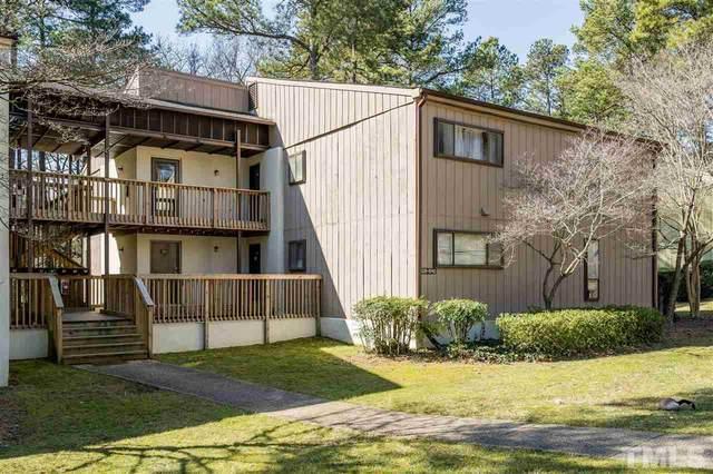 530 Pine Ridge Place #530, Raleigh, NC 27609 (#2368703) :: Real Properties