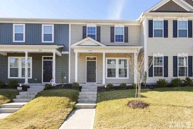 1045 Myers Point Drive, Morrisville, NC 27560 (#2368715) :: M&J Realty Group