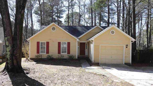 105 Wethersfield Drive, Cary, NC 27513 (#2368718) :: Triangle Top Choice Realty, LLC