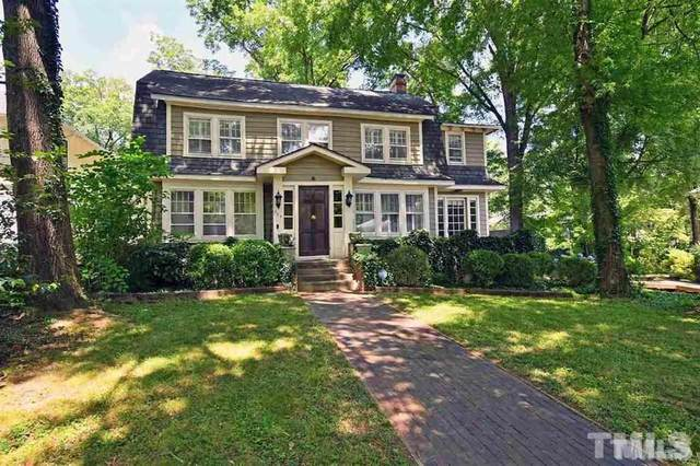 225 Hillcrest Road, Raleigh, NC 27605 (#2368722) :: Dogwood Properties