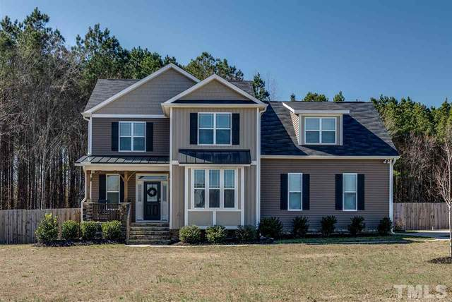 611 Wall Road, Wendell, NC 27591 (#2368736) :: Triangle Top Choice Realty, LLC