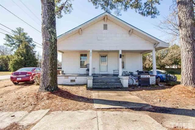 410 E Pearsall Street, Dunn, NC 28334 (#2368758) :: Triangle Top Choice Realty, LLC
