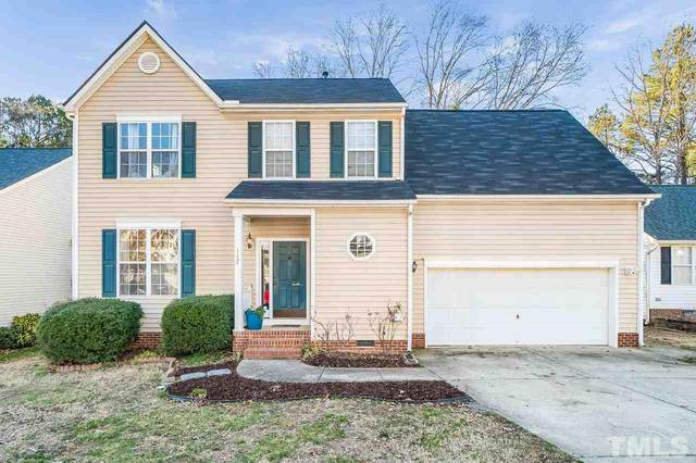 112 Morena Drive, Holly Springs, NC 27540 (#2368761) :: Triangle Just Listed