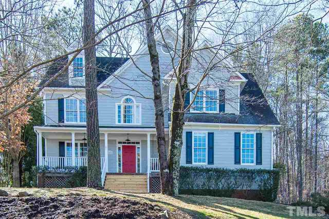 205 Rossburn Way, Chapel Hill, NC 27516 (#2368763) :: Choice Residential Real Estate
