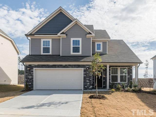 60 Waterview Way Ashberry Lot 58, Franklinton, NC 27525 (#2368769) :: Sara Kate Homes