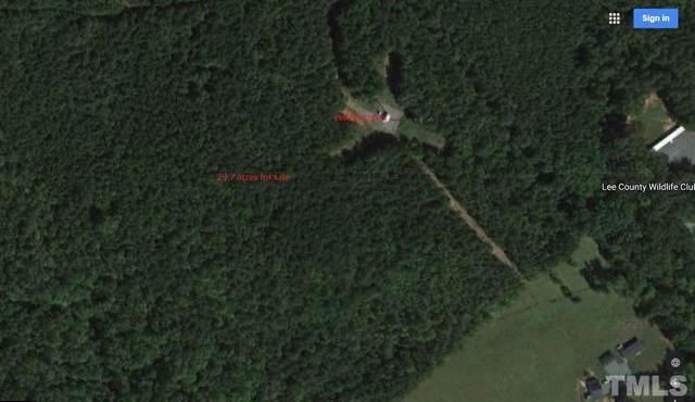 0 Deep River Road, Sanford, NC 27330 (#2368788) :: RE/MAX Real Estate Service