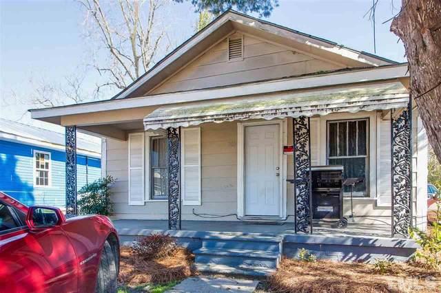 305 Burke Street, Dunn, NC 28334 (#2368805) :: Triangle Top Choice Realty, LLC