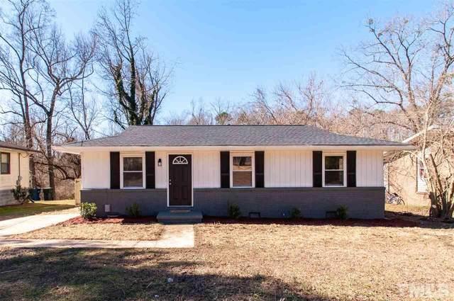 604 Grantland Drive, Raleigh, NC 27610 (#2368810) :: Sara Kate Homes