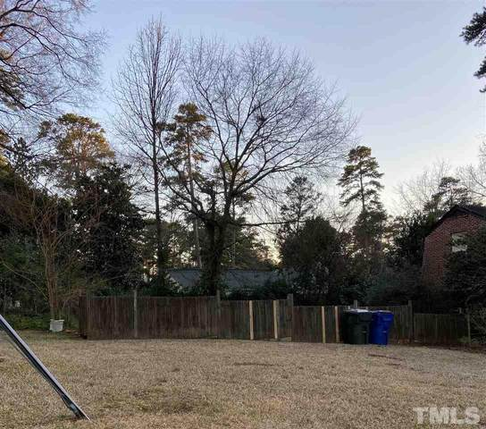 2805-2809 Grant Avenue, Raleigh, NC 27607 (#2368850) :: Triangle Top Choice Realty, LLC
