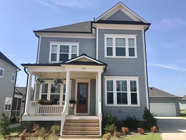 408 Bridgeton Avenue, Wake Forest, NC 27587 (#2368851) :: Real Properties