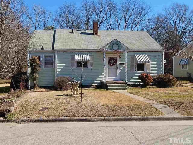 738 Baker Street, Oxford, NC 27565 (#2368860) :: Triangle Top Choice Realty, LLC